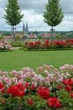 Quedlinburg, Deutschland Stockfotografie
