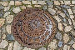 Quedlinburg Deutschland, UNESCO-Welterbestätte Lizenzfreie Stockfotografie