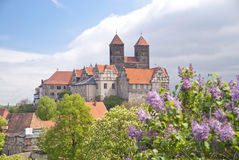 Quedlinburg, Germany Stock Image