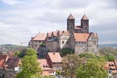 Quedlinburg, Germany Stock Image