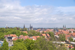 Quedlinburg, Germany Royalty Free Stock Photo