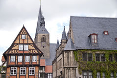 Quedlinburg, Germany Stock Images