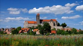 Quedlinburg stock footage