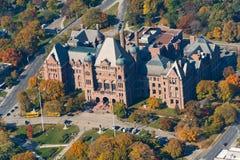 Queen's-Park, Toronto, Kanada Stockfoto