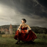 Queen Royalty Free Stock Images