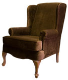 Queen Anne Chair Royalty Free Stock Photos