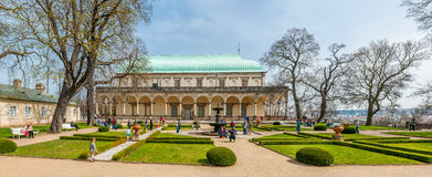 Queen Anne's Summer Palace Stock Images