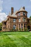 Queen Anne Style home. Stock Photos