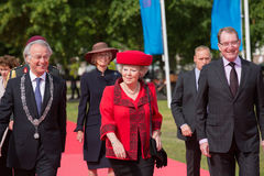 Queen beatrix Royalty Free Stock Images