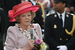 Free Queen Beatrix Of The Netherlands Stock Photo - 4252710