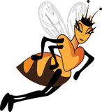Queen bee Stock Photography