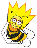 Queen Bee Stock Image