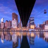 Queen Bridge Royalty Free Stock Photography