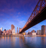 Queen Bridge Royalty Free Stock Image
