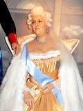 Queen Catherine II. Exhibit of wax museum in Odessa Stock Images