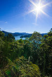 Queen Charlotte Drive Stock Photos
