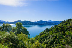 Queen Charlotte Drive Royalty Free Stock Photography