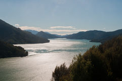 Queen Charlotte's sound Stock Photography