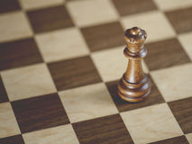 Queen Chess Piece Royalty Free Stock Photos