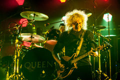 Queen concert Stock Images