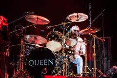 Queen concert Stock Photo