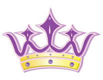 Queen crown Royalty Free Stock Image