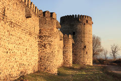 Queen Darejan (Tamarisi) fortress (Kvemo-Kartli, Georgia) Stock Photography