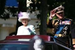 Queen Elizabeth Royalty Free Stock Photos
