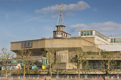The Queen Elizabeth Hall Royalty Free Stock Photography