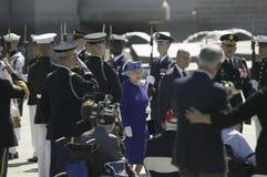 Queen Elizabeth II Stock Photos