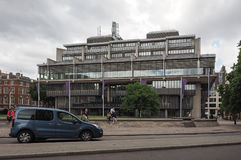 Queen Elizabeth II Centre in London Stock Photos