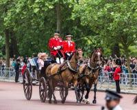 Queen Elizabeth II Stock Photography