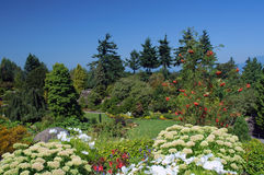 Queen Elizabeth Park, Vancouver Royalty Free Stock Images