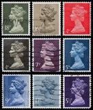 Queen Elizabeth Royalty Free Stock Photos
