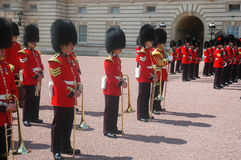 Queen Guard Royalty Free Stock Image