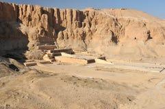 Queen Hatshepsut's Temple Royalty Free Stock Photos