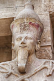 Queen Hatshepsut statue Royalty Free Stock Image