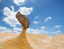 Queen Head Rock Stock Photo
