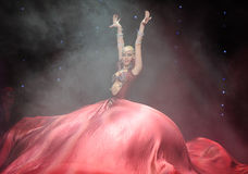 The queen of India-India memories-the Austria's world Dance Stock Photography