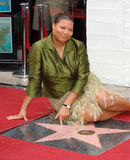 Queen Latifah Royalty Free Stock Photo