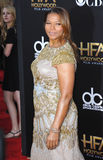 Queen Latifah. LOS ANGELES, CA - NOVEMBER 14, 2014: Queen Latifah at the 2014 Hollywood Film Awards at the Hollywood Palladium Stock Image