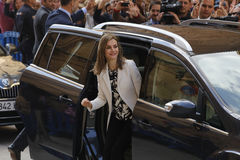 Queen letizia 032 Stock Photos