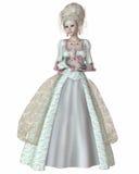 Queen Marie Antoinette Stock Photo