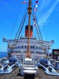 Queen Mary fotografia stock