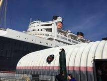 Queen Mary images libres de droits