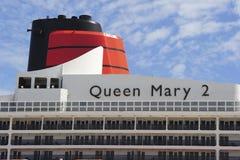 Queen Mary 2 a Photos stock
