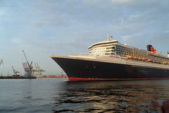 Queen Mary 2 Royalty Free Stock Photo