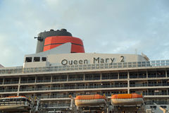 Queen Mary 2 Stock Image