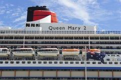 Queen Mary 2 b Foto de archivo