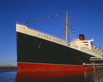 Queen Mary Lizenzfreies Stockfoto